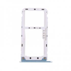 Bandeja Dual SIM/SD Azul Para Xiaomi Redmi Note 5