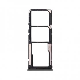 Bandeja Dual SIM Y SD Plata Para Xiaomi Redmi Note 8