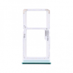 Bandeja Dual SIM/Micro SD Verde Para Xiaomi Redmi Note 8 Pro