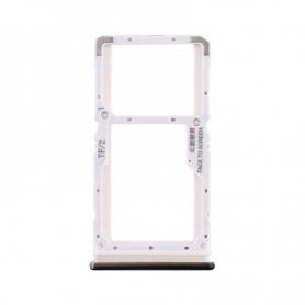 Bandeja Dual SIM/Micro SD Negra Para Xiaomi Redmi Note 8 Pro