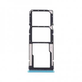Bandeja SIM Verde Para Xiaomi Redmi Note 9