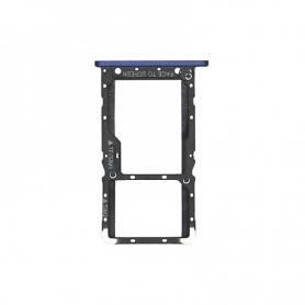 Bandeja SIM Azul Para Xiaomi Pocophone F1