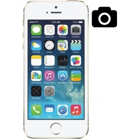 Cambiar Cámara Trasera iPhone 5s