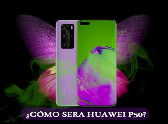 Huawei-P50-información