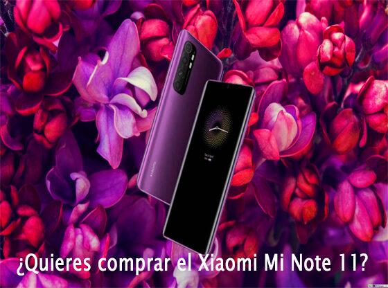Xiaomi-Mi-Note-11-precio