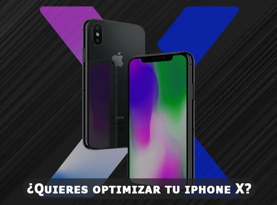 como-optimizar-mi-iphone-X