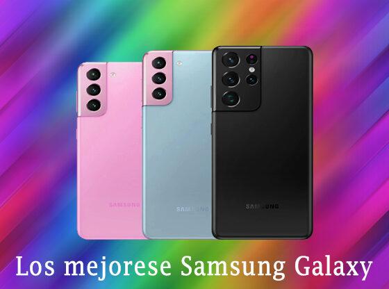 Los-mejores-samsung-galaxy-2021