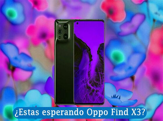 Oppo-Find-X3-Esta-confirmado