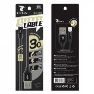 Cable Lightning 0.3m