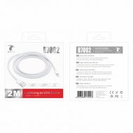 Cable Lightning 2m
