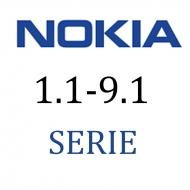 Reparar Nokia 1.1 - 9.1 Serie