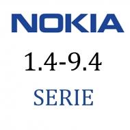 Reparar Nokia 1.4 - 9.4 Serie